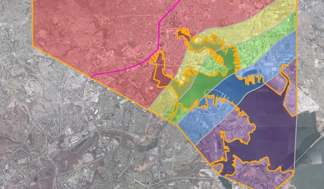 Baltimore ATES regional feasibility screening